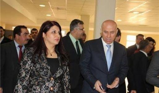 إفتتاح المركز الإصلاحي للكبار في العاصة أربيل