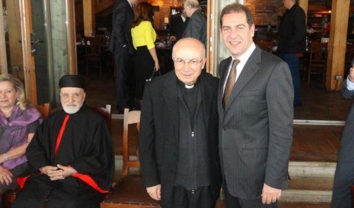 رجل الأعمال ميشال مكتّف:  وزارة الداخلية هي الأهمّ في لبنان