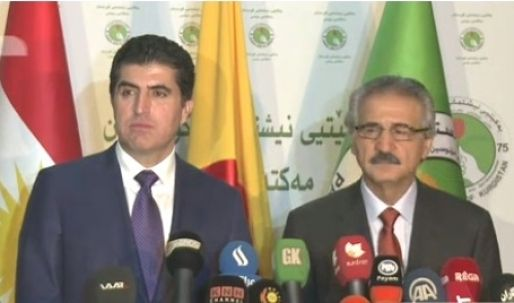 رئيس وزارء كوردستان: فرصة جديدة لحلّ المشاكل العالقة بين أربيل وبغداد