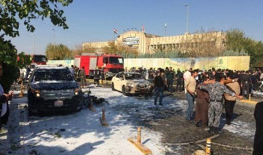 التفجير الإرهابي أمام مبنى محافظة أربيل لن يخيف حكومة وشعب كوردستان