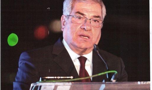 وزير الشباب والرياضة العميد الركن عبد المطلب حناوي:   حقّقت نجاحاً نسبياً في عمل الوزارة بلا محسوبية أو ارتهان أو ابتزاز