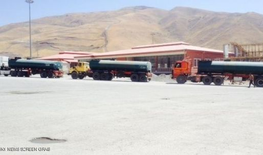 استئناف تصدير النفط الكوردستاني إلى إيران