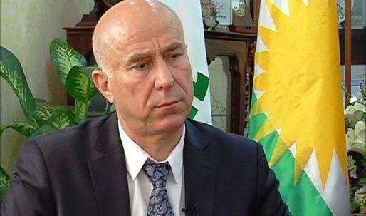 الحكومة العراقية اهملت الاهتمام بالنازحين العراقيين في أربيل