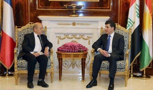 وزير الدفاع الفرنسي يجدّد دعم بلاده لقوات