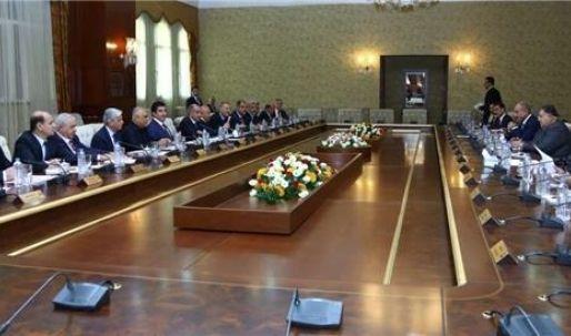 رئيس وزراء الإقليم يزور بغداد لبحث مشروع أنبوب نفط كوردستان