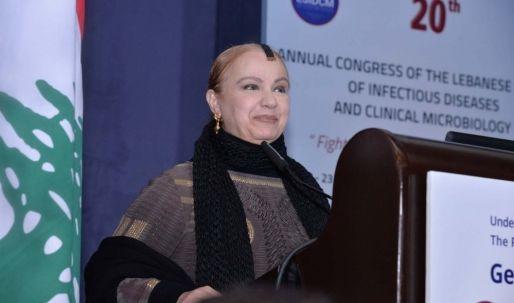 الجمعية اللبنانية للأمراض الجرثومية والمايكروبيولوجيا السريرية نظّمت مؤتمرها السنوي العشرين