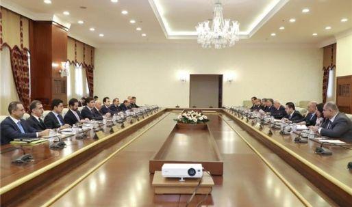 مجلس الوزراء يناقش حصة إقليم كوردستان من الميزانية العامة العراقية