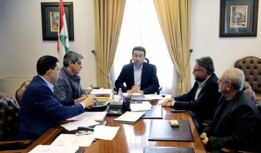 المحافظ شبيب يُزيل الأكشاك والخيم غير المرخّصة في بيروت