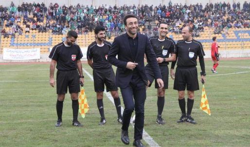 بعد إقفال دام ثلاث سنوات عاد ملعب بيروت البلدي بجهود محافظ بيروت القاضي شبيب
