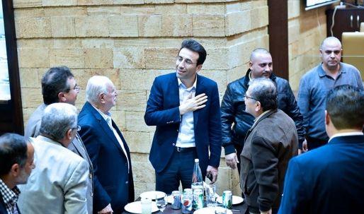 زياد شبيب: ستشهد بيروت نقلة نوعية على الأصعدة كافة