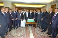 تكريم السفير السعودي علي عواض عسيري