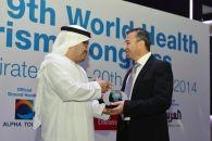 حكومة دبي ووزارة السياحة في لبنان تكرّمان د. نادر صعب