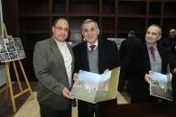 بلدية بيت مري تحتفل بإصدار طابع بريدي لدير مار يوحنا - القلعة
