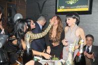 الإعلامية رانيا ميال تحتفل بعيد ميلادها في الـ  Vie