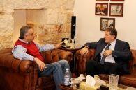 ارسلان يستقبل سفير منظمّة مالطا ووفوداً روحية وبلدية وأمنية