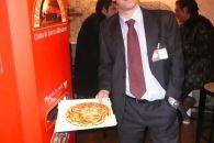إحصل على بيتزا طازجة وشهية من الآلة مباشرة