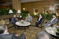 سموّ الامير الوليد بن طلال يلتقي الرئيس التنفيذي لشركة