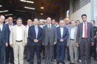 نشاط وزير الصناعة الدكتور حسين الحاج حسن