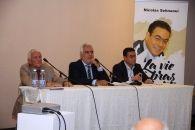 نيكولا صحناوي يوقّع كتابه