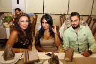 الإعلامية ميراي عيد تحتفل بعيد ميلادها