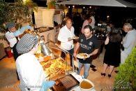 هشام الخطيب يحتفل بعيد ميلاده في دارته