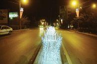 هكذا تزيّنت بلدة ضبيه -  ذوق الخراب - حارة البلانة- عوكر في العيد