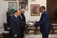 سعادة سفير السودان في لبنان علي الصادق علي: نسعى إلى إعادة تشغيل شركتي النقل الجوي