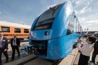 أول قطار بالعالم يعمل بالهيدروجين