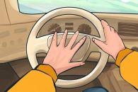 الطريقة التي تضع فيها يديك على المقود تكشف شخصيتك