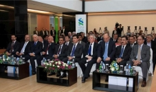 الرئيس نيجيرفان بارزاني يفتتح فرع بنك