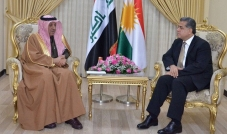 المملكة العربية السعودية  تعتزم فتح قنصلية عامة لها في أربيل