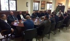 بلدية الشويفات تزيل المخالفات بدعم من الأحزاب السياسية