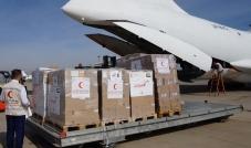 45 طناً من المساعدات الطبية الإماراتية لإقليم كوردستان