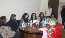 اتحاد الشباب الديمقراطي اللبناني يكرّم المرأة اللبنانية