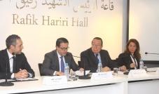 رئيس اتحاد الغرف اللبنانية محمد شقير:  استوعبنا حملات التشهير والتعاون قائم لتدريب المؤسسات في مركز سلامة الغذاء