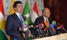 الحكومة تدعم  المشروع السياسي لبرهم صالح
