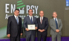 فرنسبنك ينال جائزة الوعي حول الطاقة 2015- 2016