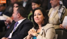 وزيرة البلديات والسياحة والآثار نوروز مولود أمين: الحكومة وضعت خططاً جديدة ونحن نعمل على تنفيذها عملت على إصلاح النظام الإداري وإعادة هيكلية الوزارة وإيراداتها