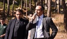 رئيس بلدية بيت مري المحامي روي أبو شديد شخصية متنية نهجها النزاهة والصدق والأمانة