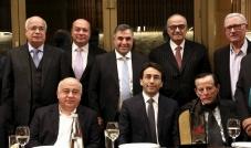 جمعية تجار الحمرا تكرم المحافظ زياد شبيب