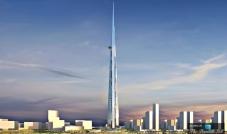 افتتاح أعلى برج في العالم بجدة عام 2019