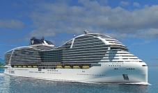 أكبر سفينة سياحية في العالم