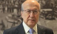 رئيس جمعية المصارف ورئيس مجلس إدارة بنك الاعتماد اللبناني د. جوزيف طربيه:  لبنان بحاجة لرؤى اقتصادية جديدة
