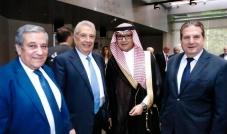 انتخاب رجل الأعمال سمير الخطيب نائباً لرئيس مجلس رجال الأعمال اللبناني- السعودي
