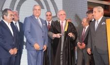 لجنة تجار الحازمية كرّمت الرئيس جان الياس الأسمر
