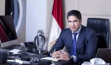 أحمد أبو هشيمة هرم صناعيّ من أهرامات مصر