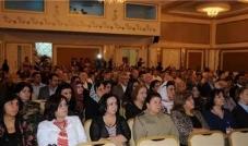 مؤتمر علمي حول التربية النفسية في السليمانية