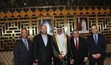 السفير القطري: توجيهات أمير البلاد تتمحور حول تمتين أواصر العلاقات الثنائية بين قطر ولبنان