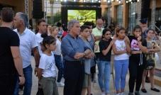 بلدية سن الفيل احتفلت بعيد الموسيقى  مع الأطفال