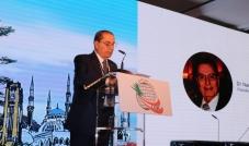 رئيس المجلس الاغترابي اللبناني للأعمال د. نسيب فواز: المغترب اللبناني عملة ذهبية للبلد